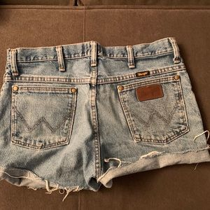 Wrangler Shorts - Wrangler Denim shorts